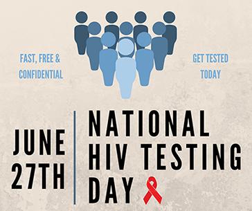 National HIV Testing Day