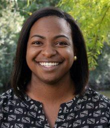 Community Health Worker Brianna Aldridge