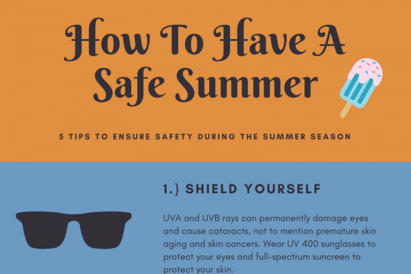How to have a safe summer