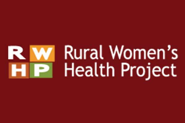 Rural Women's Health Project Logo