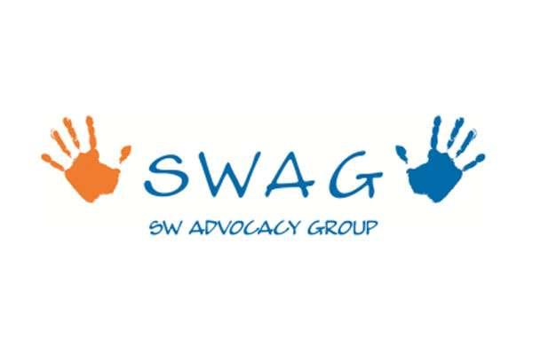 Southwest Advocacy Group (SWAG) Family Resource Center Logo