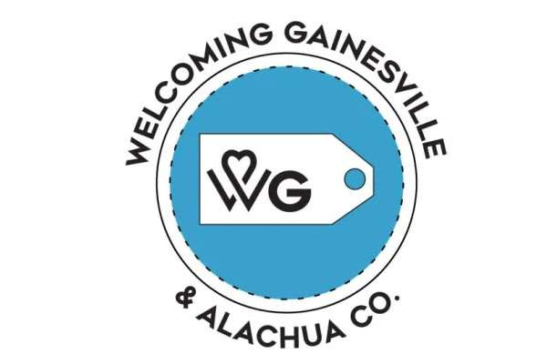 Welcoming Gainesville Logo