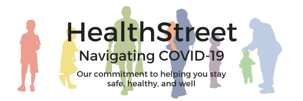 healthstreet covid 19 supplement banner